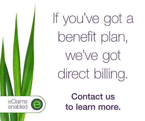 Direct Billing for Insurances Mississauga