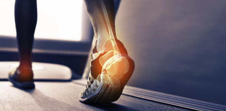 Ankle Sports Injury