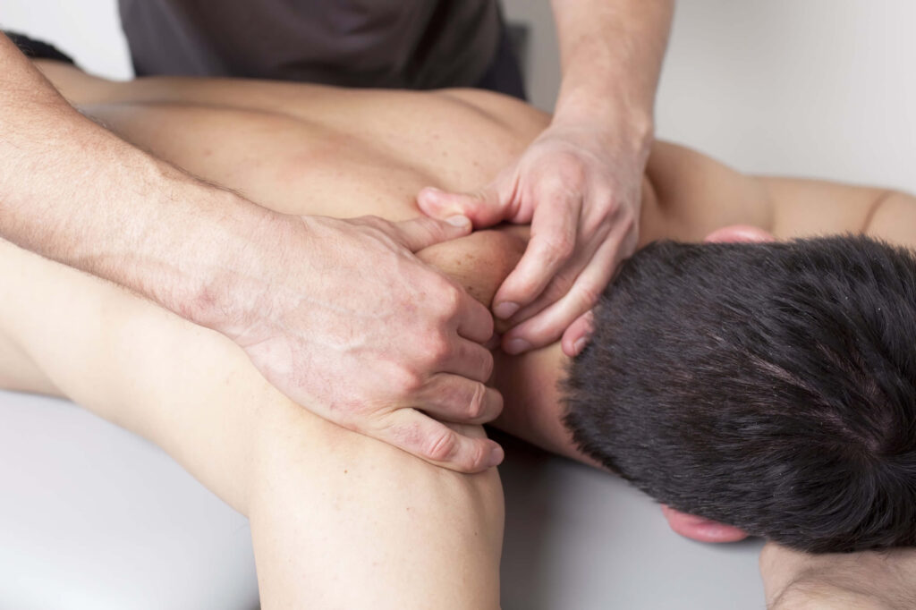 Muscle Release Therapy in Mississauga